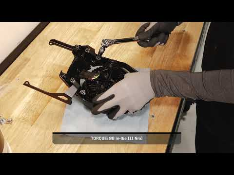 Tracker Seat Base Cowl, Thunder Black Pearl - Image 1 of 5 - Product Video