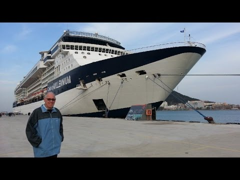 Asia cruise on the Celebrity Millennium