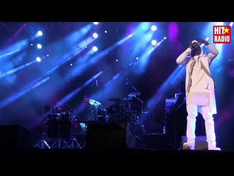 Extraits concert AKON à Mawazine 2015 sur HIT RADIO