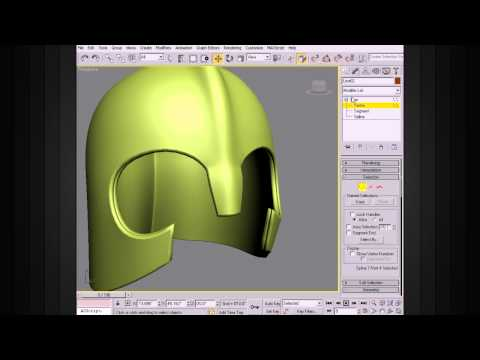 Non-destructive thickness in Maya? — polycount