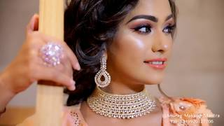 Best Open Hair Style Anurag Makeup Mantra,  START, 17th March 2019, 15 Days  Hairstyling Diloma Fu