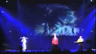 It's A Sin & I Will Survive Live   Pet Shop Boys & Gloria Gaynor