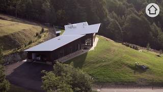 Future Homes: Self Sufficient Living In Off-the-grid Tasmanian Home