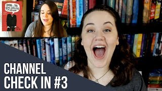 Channel Check In #3 | Reacting to Old TBRs and Book Hauls