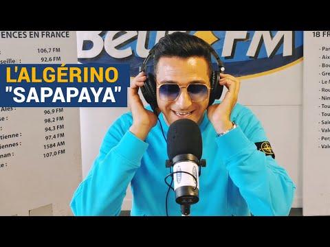 [Happy Beur] L'Algérino - Sapapaya (live)