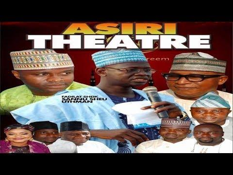Asiri Theatre Sannu Sheu Explode in Femi Adebayo Organized Lecture Reasons Why Yorubahood Stars Does