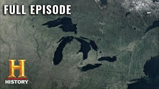 Creation of the Great Lakes