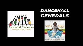Dancehall Generals (UK) – World Rebirth Riddim mixtape contest – Top 10 finalist