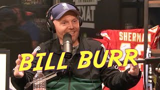 Full Interview With Comedian Bill Burr