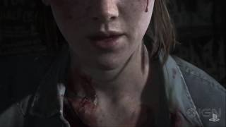 The Last of Us Part 2 Reveal Trailer - PSX 2016