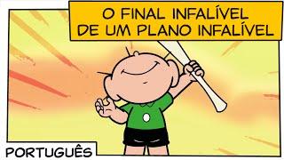 O final infalível de um plano infalível   Turma da Mônica