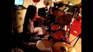 Devo - Timing X (Drum Cover)