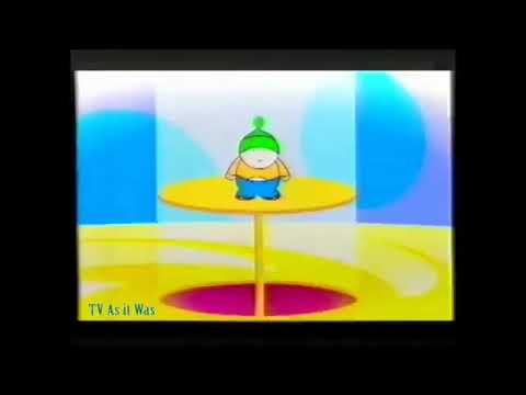 CBeebies on BBC Two New Look UK 2004 Promo