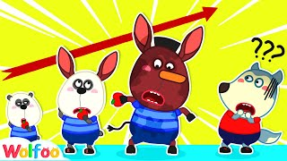 Baby Wolf Shows What Happens To Children Who Cheat And Lie - Moral Story For Kids | Wolfoo Channel