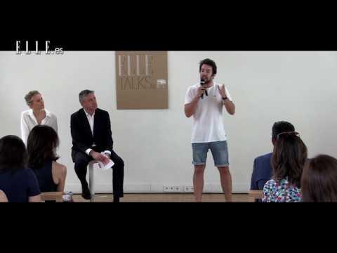 ELLE Talks Start up! Jaime Garrastazu