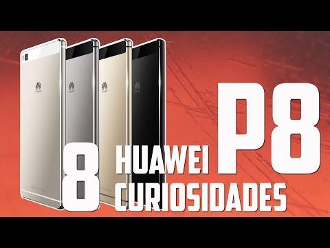 8 curiosidades sobre el Huawei P8
