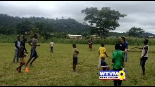 Limbé Youth Baseball Camp With MTAG
