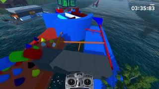 DRL FPV Simulator Stunt Fails