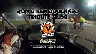 SIDS VIEW | 2021 | Ron & Ken Bouchard SK 50