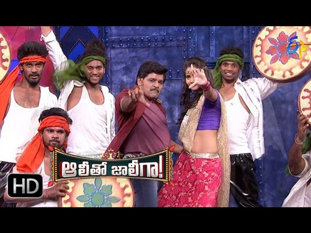 Ali Dance Perfomance Blockbuster Song – Sarrainodu – AlithoJollygaa – 26h April 2016