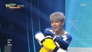 습관적 VIBE   1TEAM [뮤직뱅크 Music Bank] 20190329