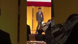 「評伝石牟礼道子」読売文学賞受賞米本浩二スピーチ1/3