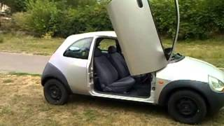 Lambo door Homemade (Ford Ka)