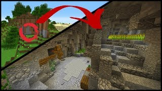 How To Make a CAVE BASE In Minecraft