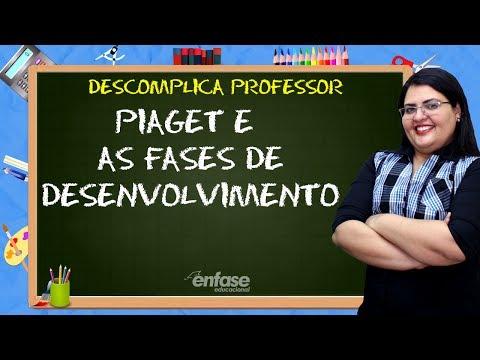 Piaget e as Fases de Desenvolvimento - Descomplica Professor #44