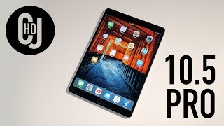 Should you buy the 2017 iPad Pro 10.5? - Hands-On Review - dooclip.me