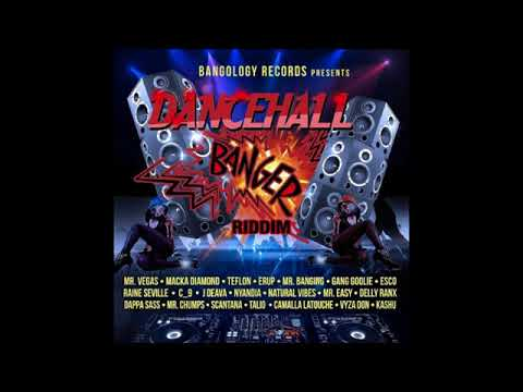 The Dancehall Banger Riddim - Mix (DJ King Justice) - The Mighty