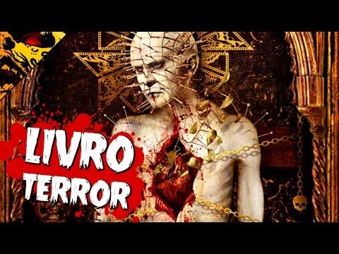 EVANGELHO DE SANGUE, de Clive Barker | DarkSide Books | #Livros de Terror