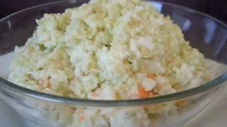 Make Your Own: KFC Coleslaw