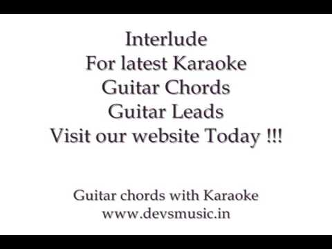 Chahun Main Ya Na Karaoke Lyrics Guitar Chords Ashiqui 2 Www