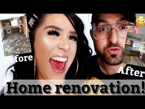 HOUSE TOUR!! l HOME RENOVATION!! l JAMS FAMILY