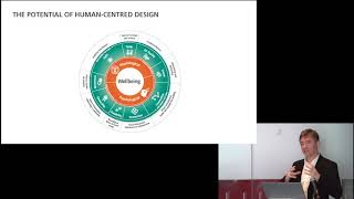 Atkins on human centred design for economic well-being