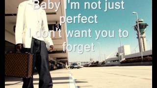 Akon - I'm a Wanted Man (lyrics)