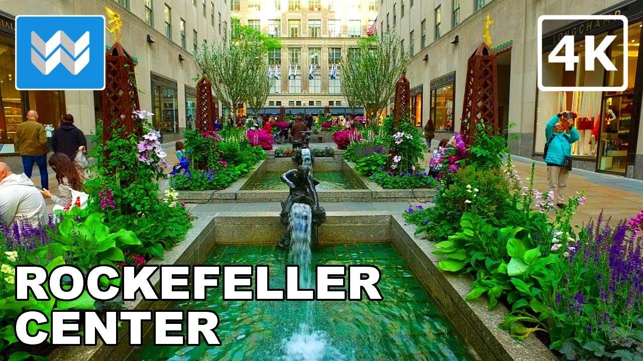 Check Out the Rockefeller Center