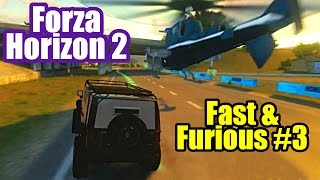 Forza Horizon 2 Fast & Furious #3 JEEP WRANGLER