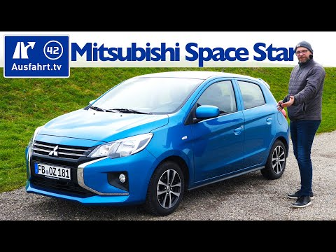 2020 Mitsubishi Space Star 1.0 Intro Edition - Kaufberatung, Test deutsch, Review, Fahrbericht