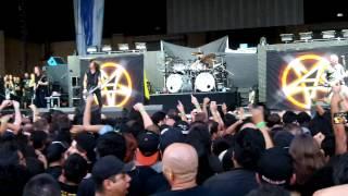 Anthrax-Live Battle of San Bernardino 9-13-2013
