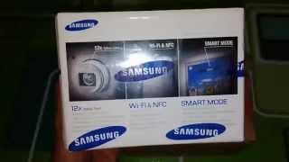 Review & Unboxing Smart Camera Samsung WB35F