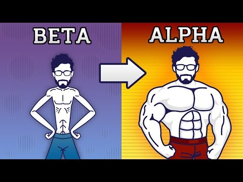 How To Become an Alpha Male (Animated)
