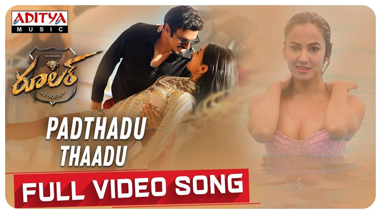 Padthadu Thaadu Full Video Song From Ruler