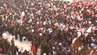 لا تنازل ولا تراجع ولن نترك الساحات - مملكة البحرين.wmv تحميل MP3