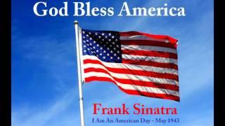 Frank Sinatra - God Bless America