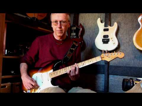 John Ganapes: Blues You Can Use, Lesson 8 - Bend, Slides & Shifts