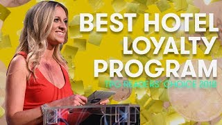 Best Hotel Loyalty Program 2018 with Ashley Lutz | The Points Guy Readers' Choice