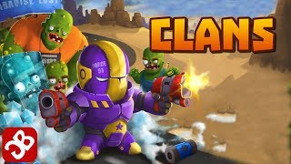 Clans (By Konig Studios) - iOS/Android - Gameplay Video