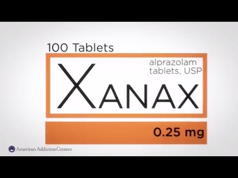 Video Xanax Addiction